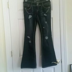 Rue21 jeans size  3/4